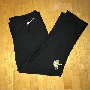 Nike Vikings cropped leggings